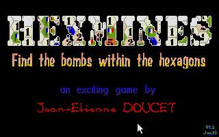 Screenshot of Hexmines
