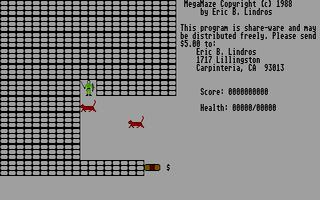 Thumbnail of other screenshot of MegaMaze