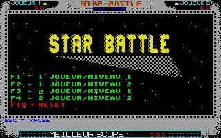 Thumbnail of other screenshot of Star Battle