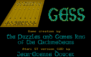 Thumbnail of other screenshot of Gess