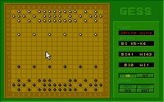 Screenshot of Gess