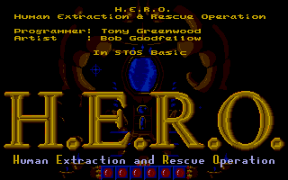 Thumbnail of other screenshot of H.E.R.O. - Human Extraction and Rescue Operation