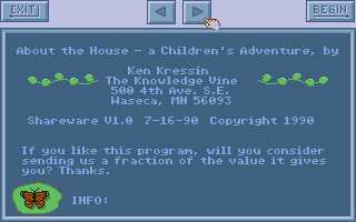 Thumbnail of other screenshot of About the House - A Childrens Adventure