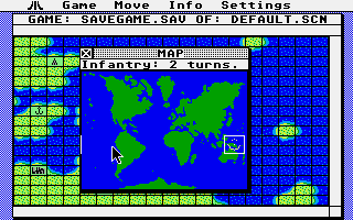 Screenshot of World Conquest