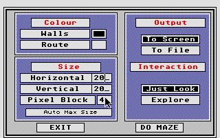 Thumbnail of other screenshot of Maze Ways