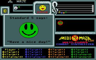 Thumbnail of other screenshot of Midi Maze Plus