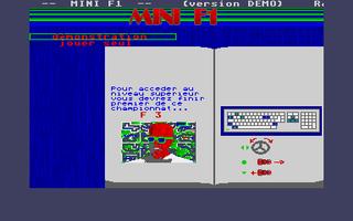 Thumbnail of other screenshot of Mini F1