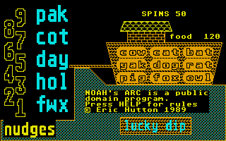 Thumbnail of other screenshot of Noahs Arc