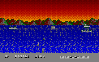 Screenshot of Sea Wolf