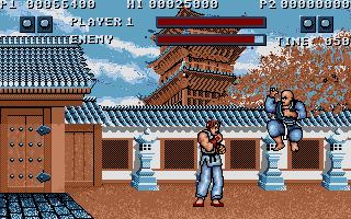 Screenshot of Street Fighter