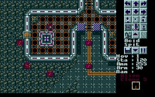 Screenshot of Bio Hazard 2