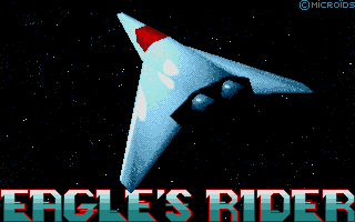Thumbnail of other screenshot of Eagle's Rider