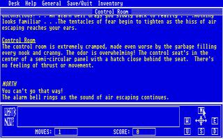 Screenshot of Forbidden Quest