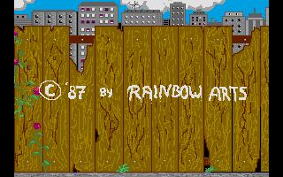 Screenshot of Graffiti Man
