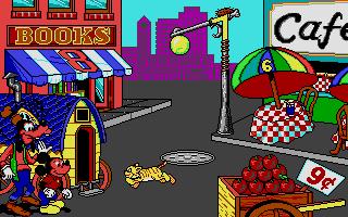 Thumbnail of other screenshot of Mickey's Runaway Zoo