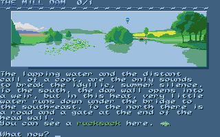 Screenshot of Obscure Naturalist, The