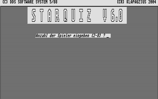 Thumbnail of other screenshot of Starquiz