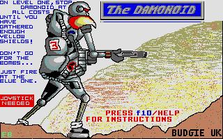 Thumbnail of other screenshot of Damonoid, The