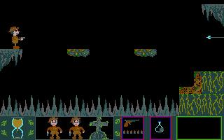 Screenshot of Perils of Penfold