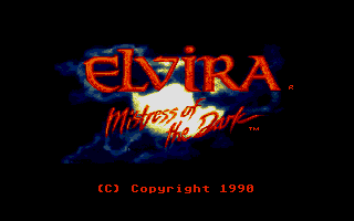 Thumbnail of other screenshot of Elvira - Mistress of the Dark