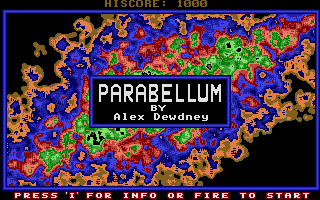 Screenshot of Parabellum