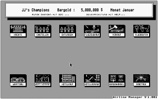 Thumbnail of other screenshot of Airline Manager