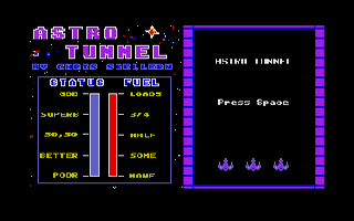 Thumbnail of other screenshot of Astro Tunnel