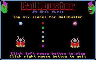 Thumbnail of other screenshot of Ballbuster