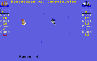 Thumbnail of other screenshot of Fighting Sail