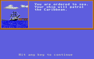 Screenshot of Fighting Sail