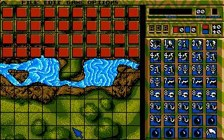 Screenshot of Stratego