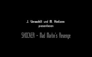 Screenshot of Shocker - Mad Martin's Revenge