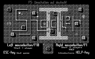 Thumbnail of other screenshot of Shocker 2 - The House Of Games