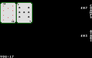 Screenshot of Strip Pontoon
