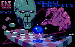 Screenshot of Zero Gravity