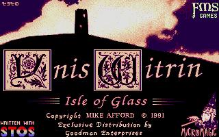 Screenshot of Ynis Witrin - Isle of Glass