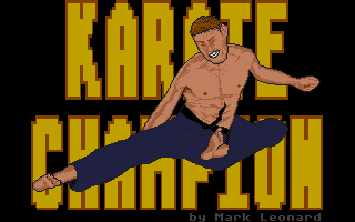 Thumbnail of other screenshot of Karate Champion