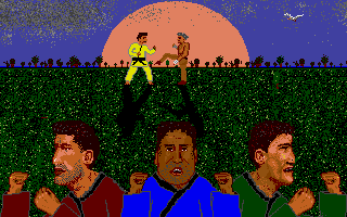 Thumbnail of other screenshot of World Fighting Championship