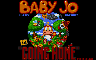 Thumbnail of other screenshot of Baby Jo in Going Home