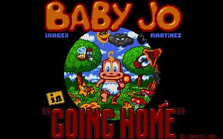 Screenshot of Baby Jo in Going Home