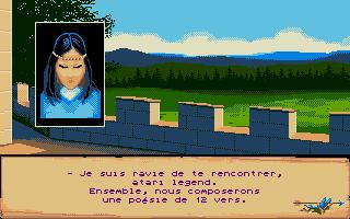 Screenshot of Troubadours