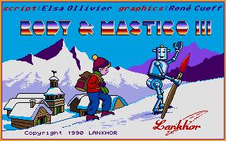 Thumbnail of other screenshot of Rody & Mastico III