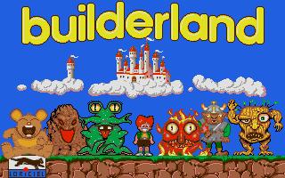 Screenshot of Builderland