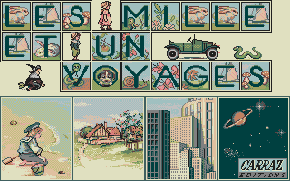 Thumbnail of other screenshot of Mille Et Un Voyages, Les