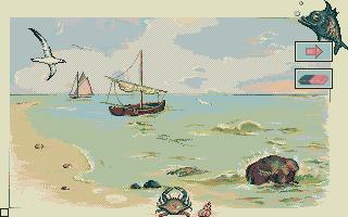 Screenshot of Mille Et Un Voyages, Les