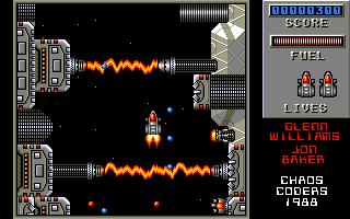 Screenshot of Blast