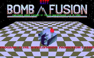 Screenshot of Bomb Fusion