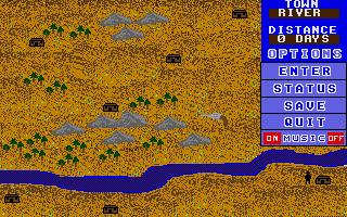 Screenshot of Bounty Hunter
