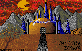 Thumbnail of other screenshot of Black Dawn