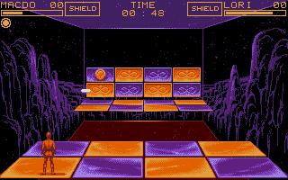 Screenshot of Disc
